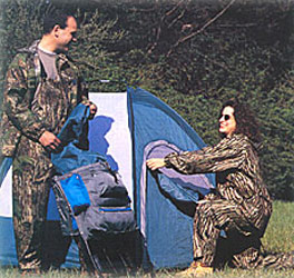 Camouflage Rain Suits & Jackets